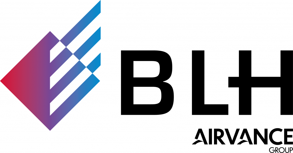 Logo BLH Bauelemente für Lüftungstechnik Hennen