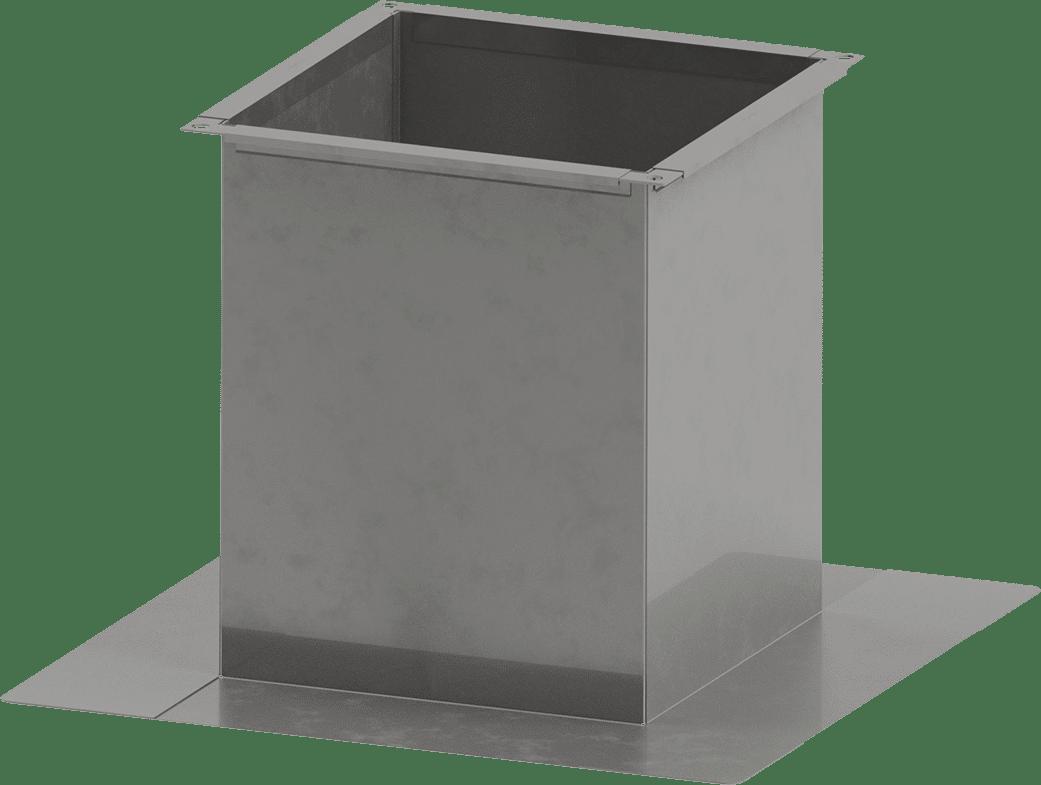 Dachsockel Standardausführung | BLH Lüftungtechnik
