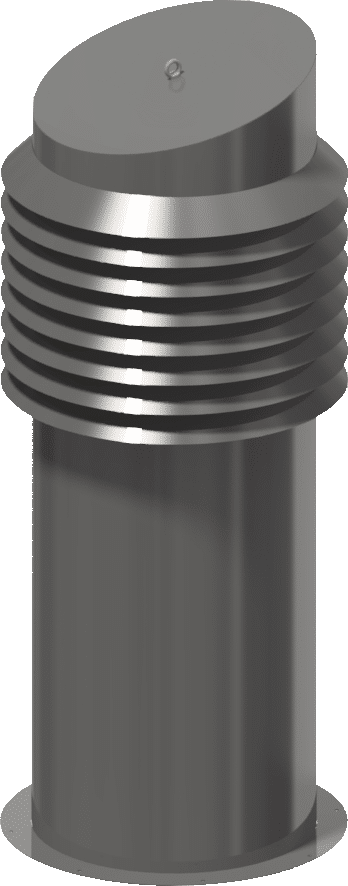 Turmdachvarianten Konstruktionsvarianten-1 | BLH Lüftungstechnik Hennen